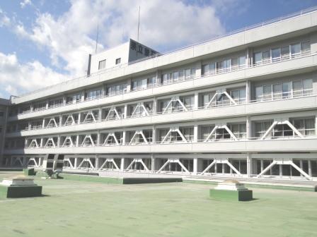 岩手県立釜石病院耐震改修