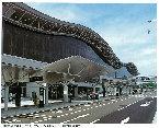 仙台空港ターミナル・エントランスキャノピー
